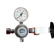 Comweld Series O Pressure Regulator - Carbogen