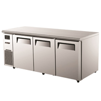Turbo Air 3 Door Undercounter Fridge - KUR18-3