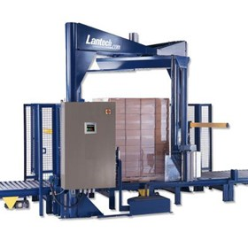Automatic Straddle Stretch Wrapping Machine | S-3500