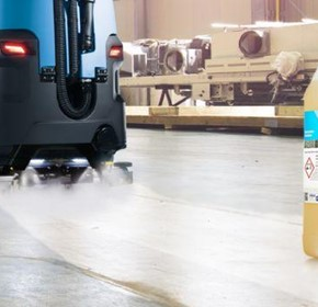 6 Steps to Cleaning and Disinfecting Industrial and Commercial Floors