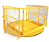 Double Acting & Rotating Pallet Safety Gates | Optimum Handling