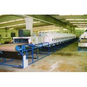 Microwave Continuous Belt Dryer - MDBT