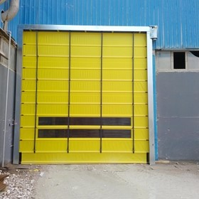 Industrial Doors, High Speed | DMF