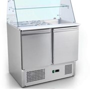 Thermocool 240L Salad Prep Fridge