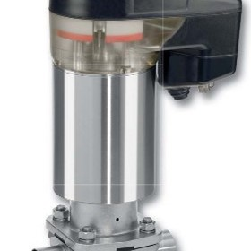 Motorized Control Actuator for Globe & Diaphragm Valve | eSyDrive