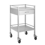 Stainless Steel Instrument Trolleys