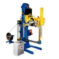 Radial Strapping Machines for Slit Coils | Itipak