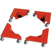 Moving Skates Conveyor/Dolly 600kg