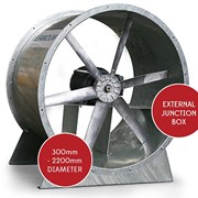 Fanquip | Direct Drive Axial Flow Fans