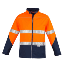 Hi-Vis Workwear I Syzmik Soft Shell Jacket
