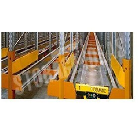 Satellite Pallet Racking System