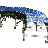 Flexible Roller Conveyor | Pacmasta