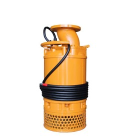 Heavy Duty Dewatering Pump | UC - UCF Series