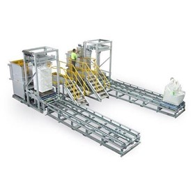 Bulk Bag Filler (Semi-Automatic)