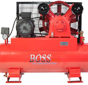 3 Phase Air Compressors | Boss Compressors | Industrial Compressors
