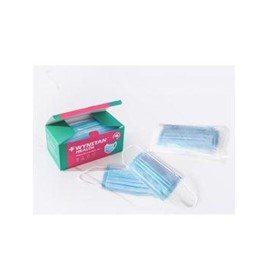 Face Mask Disposable with Ear Loops Carton
