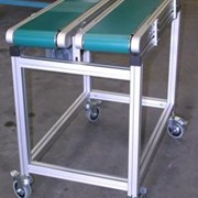 Fabric Belt Conveyor Systems | Series 30