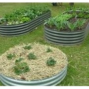 NTM Oval Garden Bed Tanks