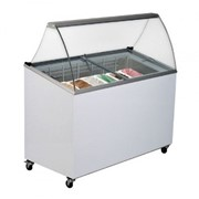 Ice Cream Display with 7 Tubs | Bromic GD0007S