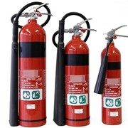 Carbon Dioxide (Co2) Fire Extinguishers