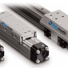 Pneumatic Rodless Band Cylinder | Tolomatic MXP Series
