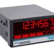 Motrona Digital Process Indicator | touchMATRIX