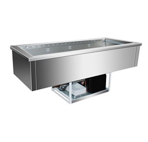 F.E.D Thermaster Refrigerated Buffet Servery Insert | GN4V