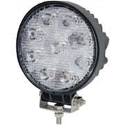 Round LED Work Lights | LWL100