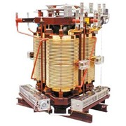Open Ventilated Tri Dimensional Voltage Transformer