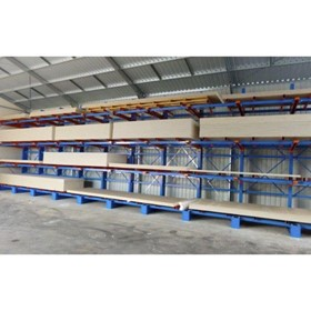 Cantilever Spreader Board Racks
