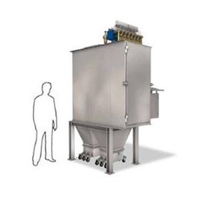 FD Flat Bag Dust Collector