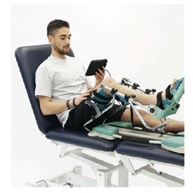 Active Passive Excercisers | CPM Therapy Kinetec Knee Kompanion