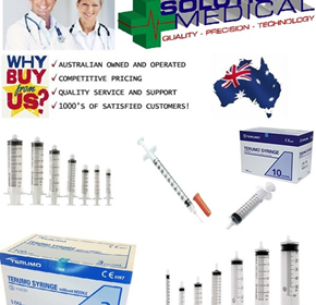 Medical Syringes, Needles and Sharps Collectors