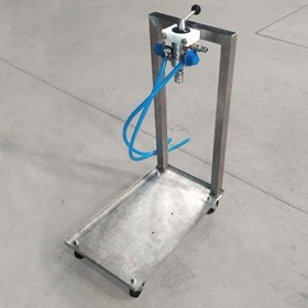 Mobile Foaming Trolley