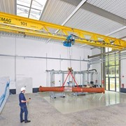 V-Type Overhead Travelling Cranes