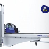 ET series - ultra fast open type horizontal walking manipulator