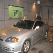 Automotive Test Chambers - Absorption Sound Facility