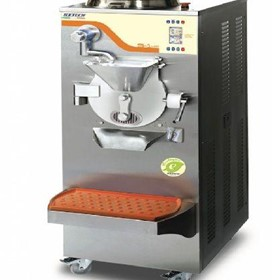 Icetech 3-in-1 Genyo LCD INV Gelateria Machine
