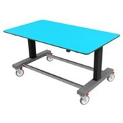 Electric Height Adjustable Table | SmartPack Table - Laminate Top