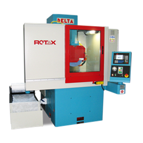 Travelling Column Grinding Machines | Delta ROTAX (Rotary Table)