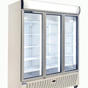 Huxford Three Glass Door Fridge - FM45PLUS