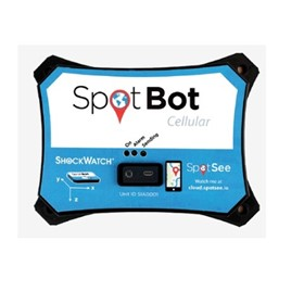 Shockwatch | Impact Recording and Tracking System | SpotBot