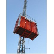 Alimak Hek - Construction Hoists - Alimak Scando 650 Series