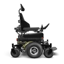 Electric Wheelchair | Frontier V6 All Terrain Mid Wheel Drive