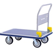 Sitepro Large Single Deck Platform Trolley – 1240 x 790mm