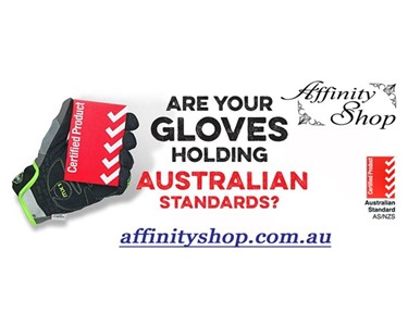 Buy Australian Safety Standards Certified at Affinity Shop