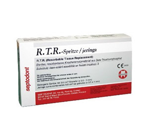 RTR Resorbable Synthetic Bone Substitute Syringe | SP-4097