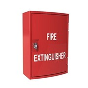 CFE Double Fire Extinguisher Cabinets