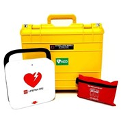 Waterproof Defibrillator Bundle | CR2-Essential