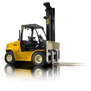 Forklift Trucks I Heavy Duty Forklift Trucks I GP135-155VX